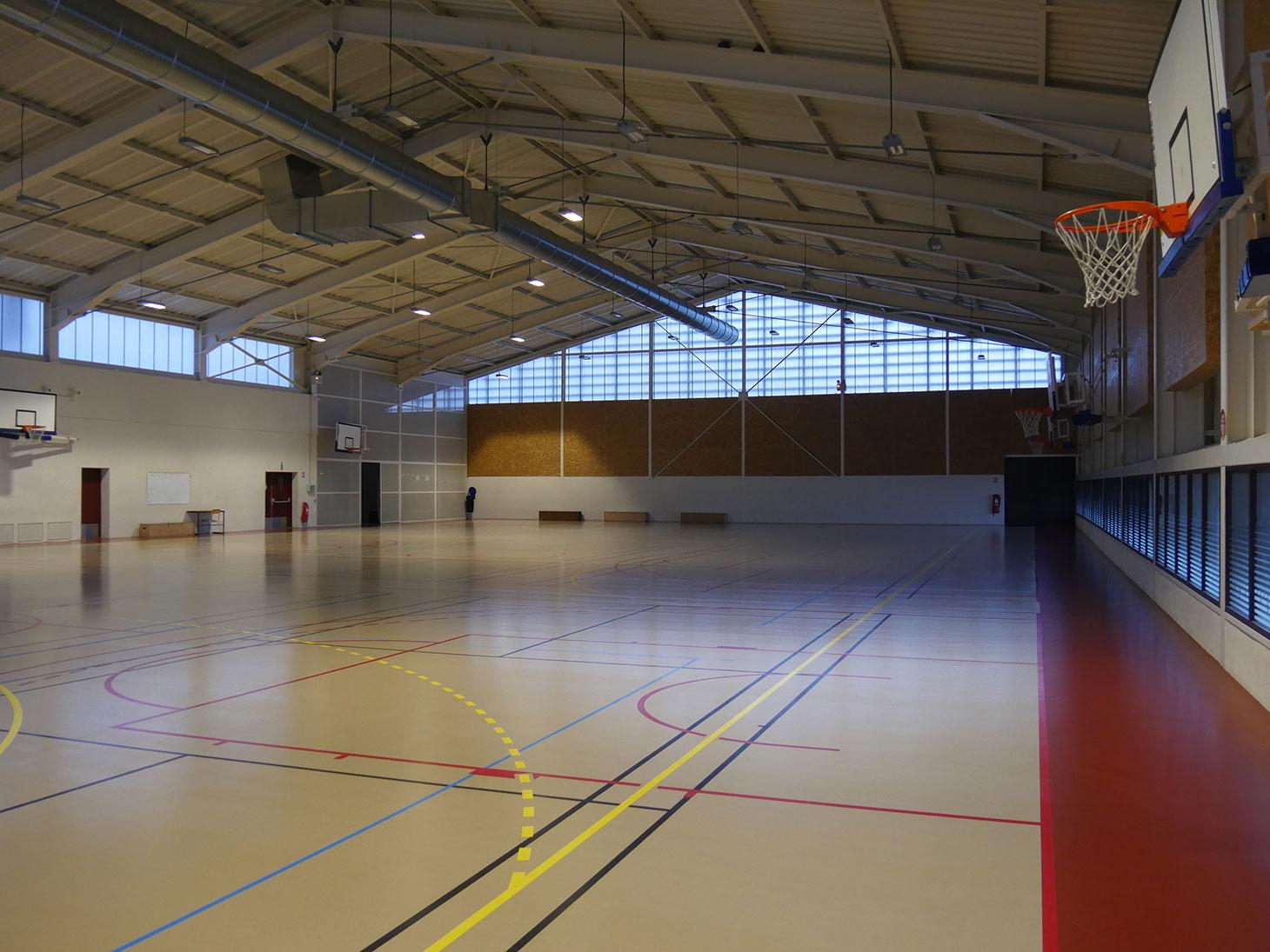 Halle sport - UFR STAPS - Grenoble